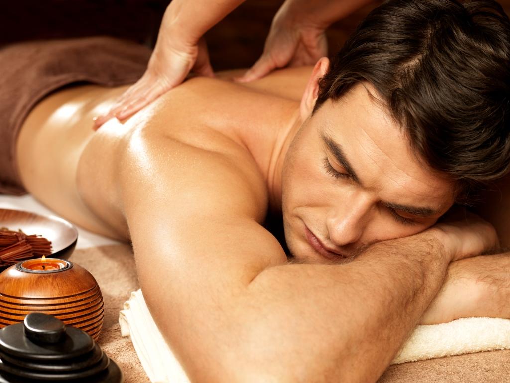 Как сделать массаж другу 491
